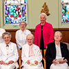 JUBILARIANS CELEBRATE 60, 65 & 70 YEARS