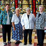 CALDWELL DOMINICANS ELECT NEW LEADERSHIP TEAM