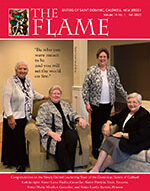 THE FLAME, FALL 2020 EDITION, NOW AVAILABLE