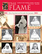 THE FLAME, SPRING 2021 EDITION, NOW AVAILABLE